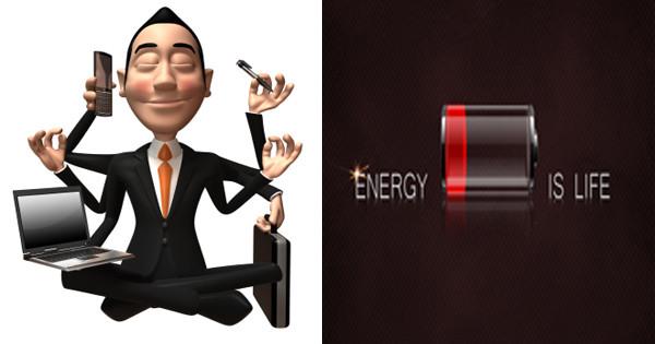 energía en ventas